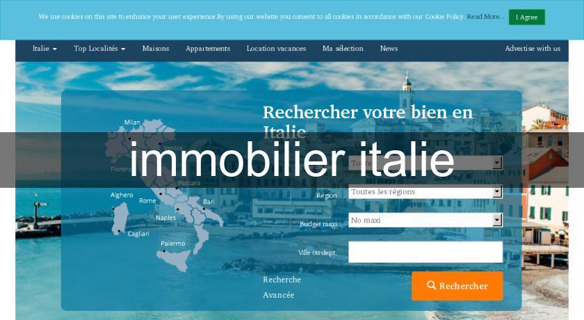 Immobilier italie var for Acheter une maison en italie
