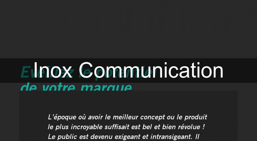 Inox Communication
