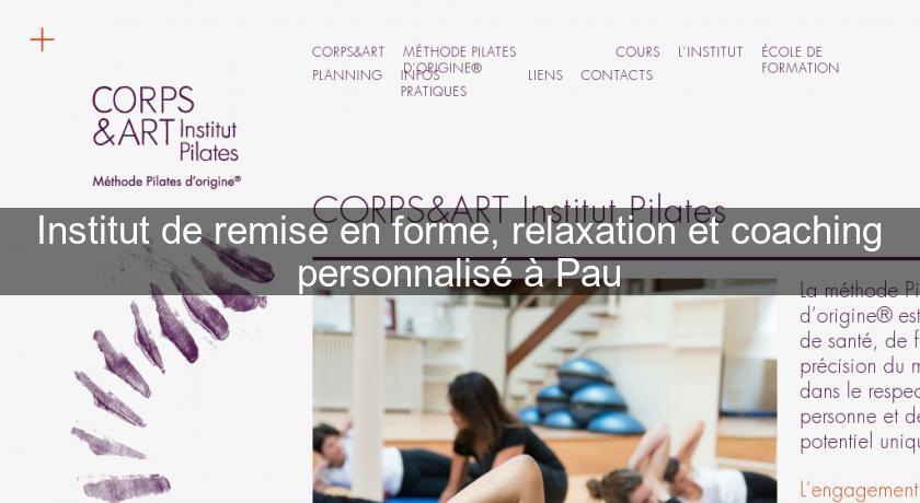 relaxation pau 64