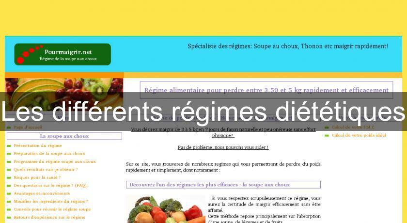 Regime Soupe Au Choux