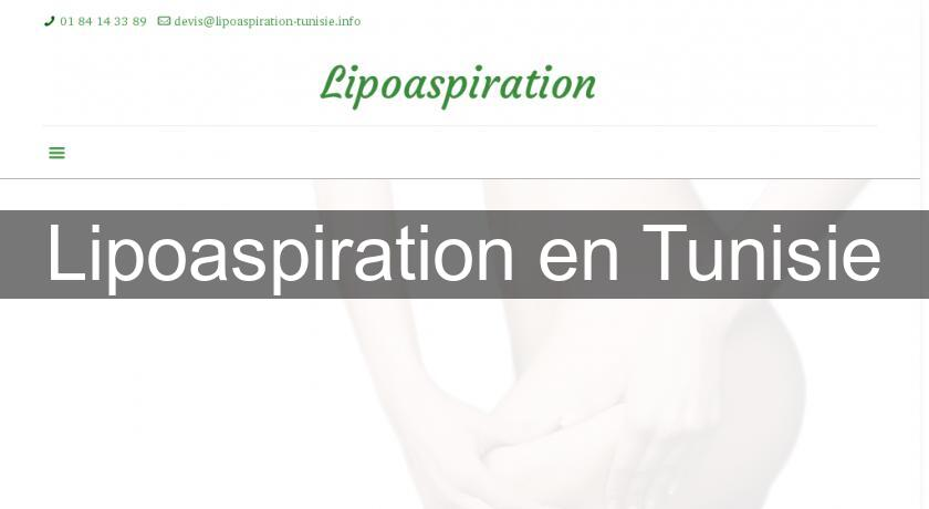 Lipoaspiration en Tunisie