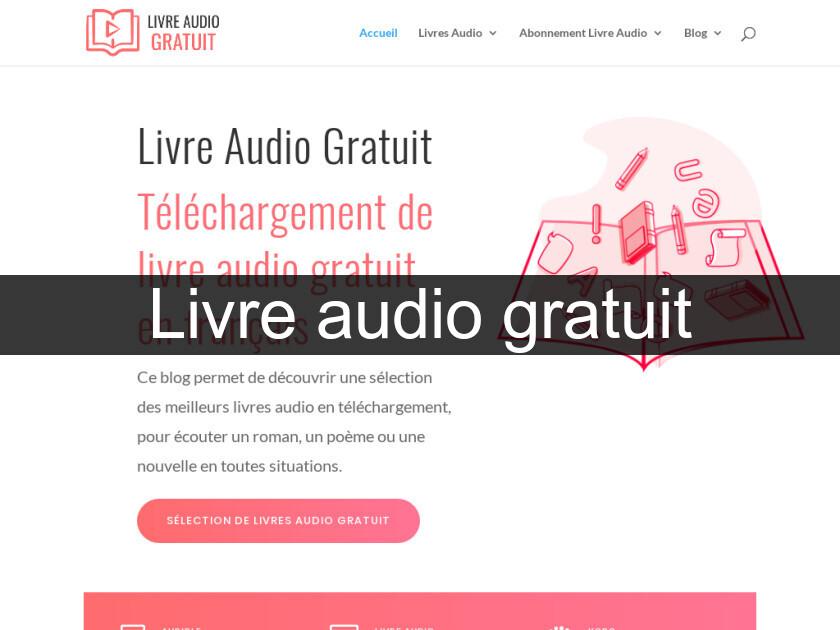 Livre Audio Gratuit Bibliotheque
