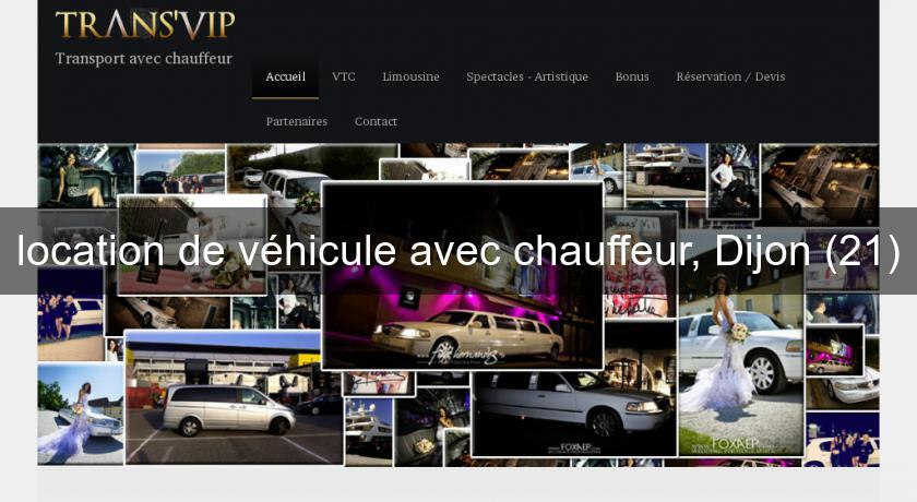 location de v hicule avec chauffeur dijon 21 location voiture v hicule. Black Bedroom Furniture Sets. Home Design Ideas