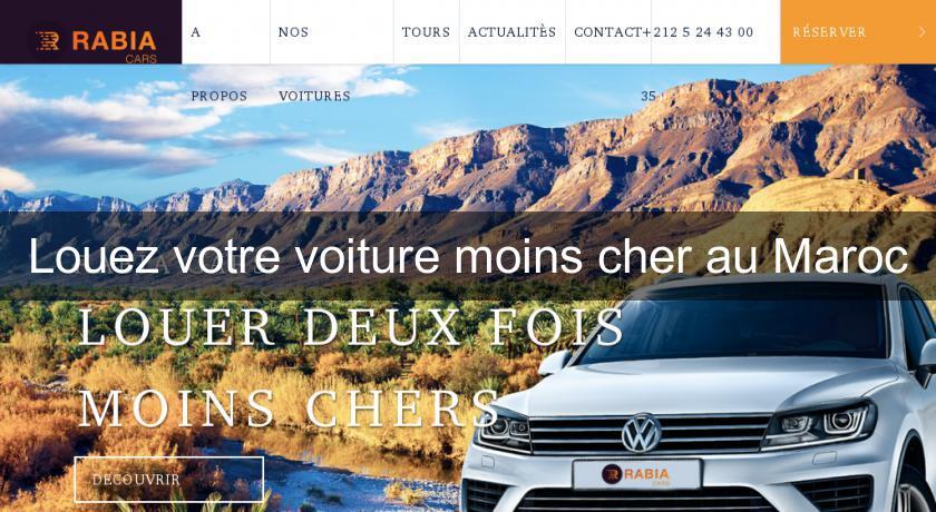 louez votre voiture moins cher au maroc location voiture. Black Bedroom Furniture Sets. Home Design Ideas