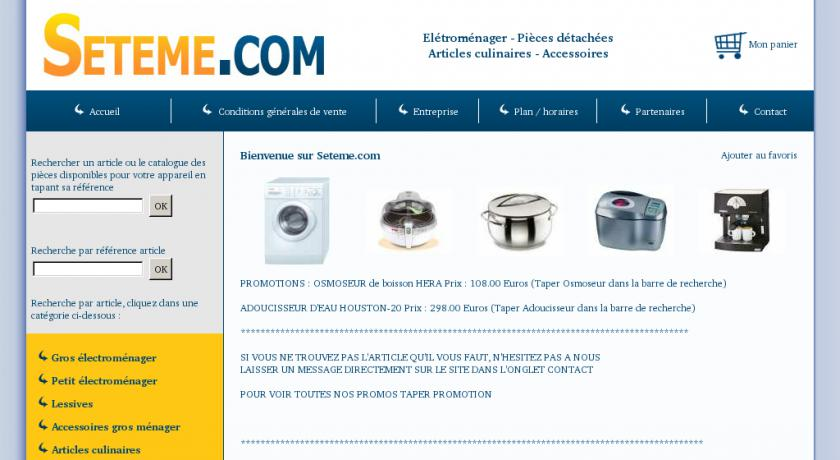 Magasin electrom nager orl ans accessoire lectrom nager for Boutique accessoire cuisine