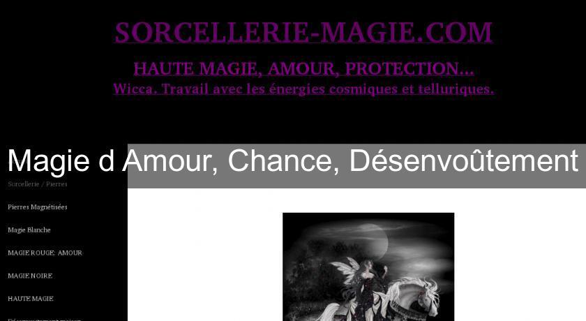Magie D Amour Chance Desenvoutement Astrologie