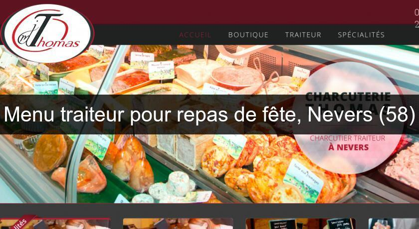 Menu Restaurant Kyriad Nevers