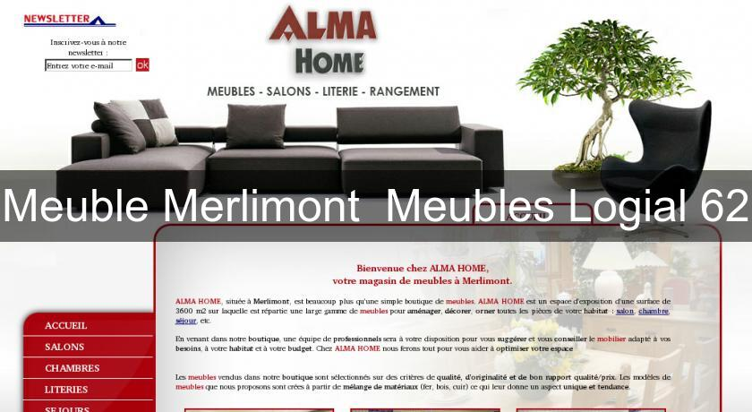 Meuble Merlimont Meubles Logial 62 Salon Et Exposition