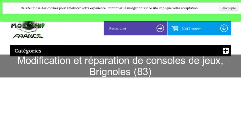 Modification et r paration de consoles de jeux brignoles 83 astuce jeu video - Location de console de jeux ...