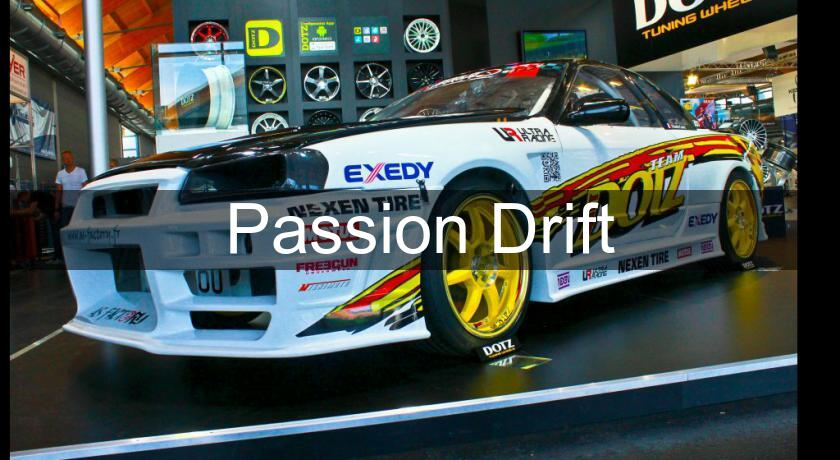 Passion Drift