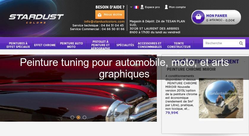 Peinture Tuning Pour Automobile Moto Et Arts Graphiques Tuning