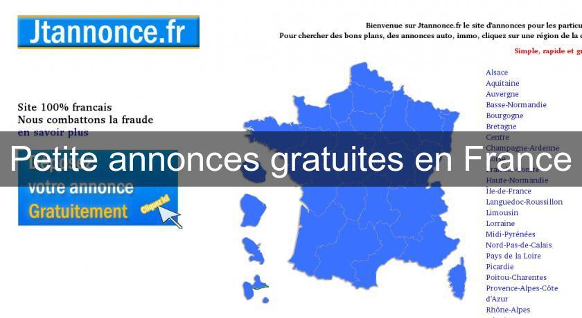 site annonce gratuite france