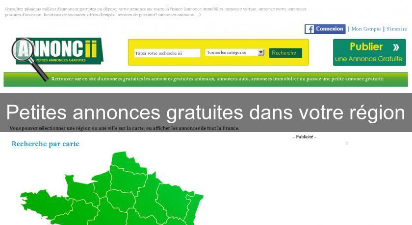 Site de petites Annonces Gratuites en France   lepetitbazar.fr