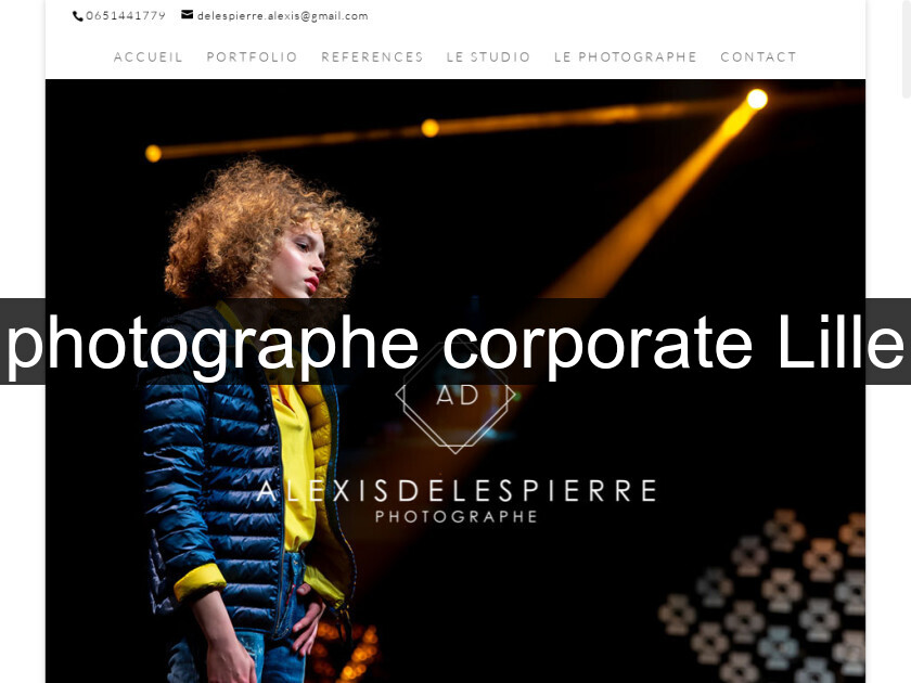 photographe corporate Lille