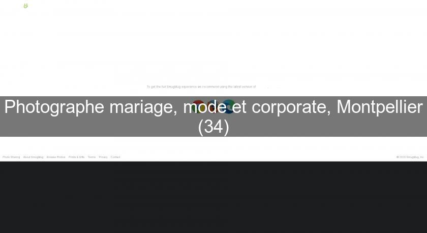 Photographe mariage, mode et corporate, Montpellier (34)