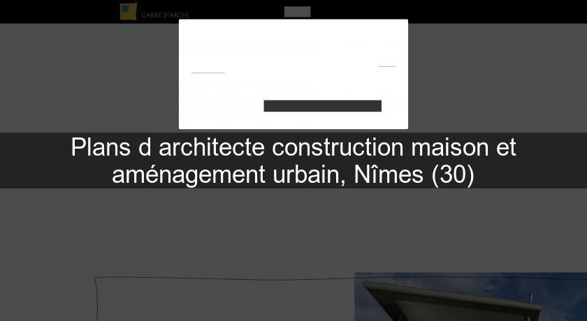 aménagement urbain maison