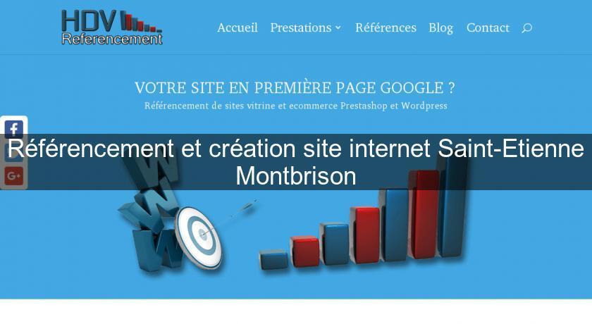 4cdec9f7cb0 Référencement et création site internet Saint-Etienne Montbrison Audit de  référencement