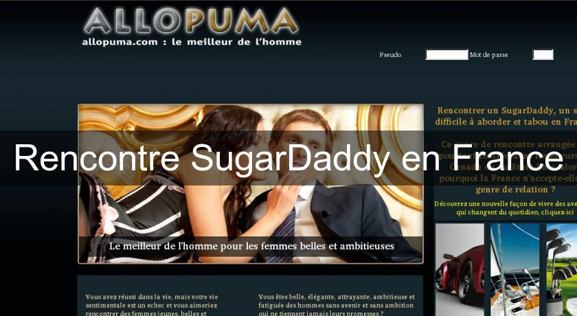 Rencontre SugarDaddy en France