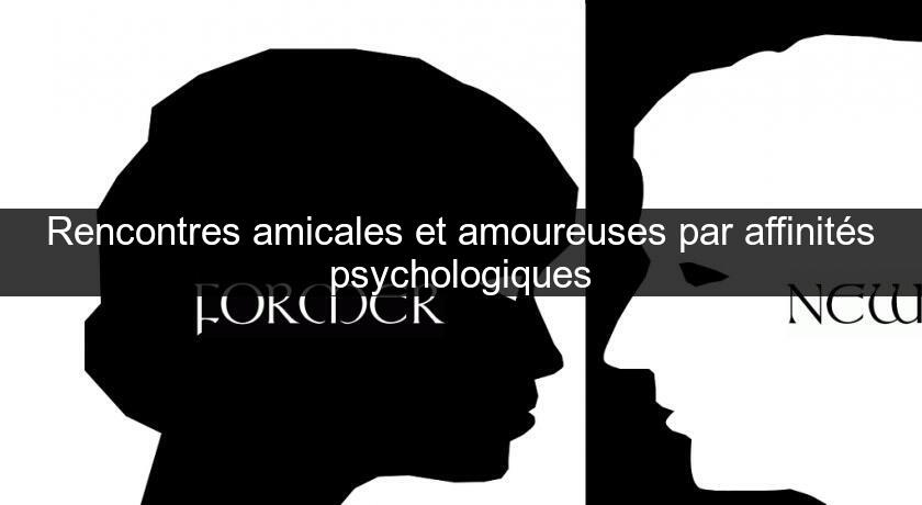 Rencontres amicales