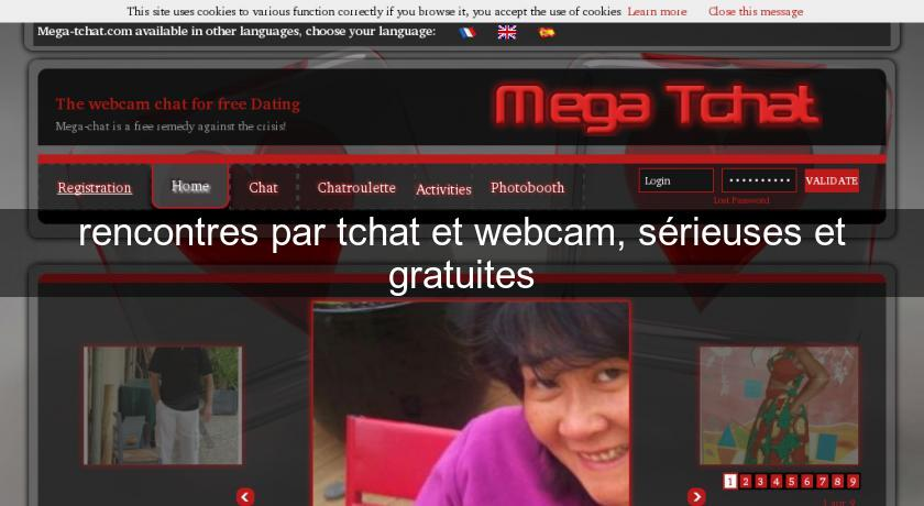 Tchat et rencontre gratuite : Mega Tchat