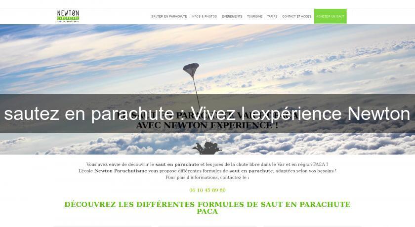 parachutisme 74 calendrier