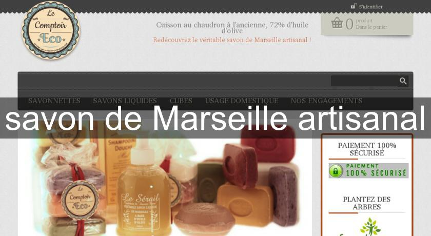 savon de marseille website