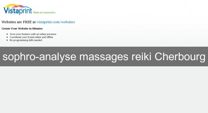 sophro-analyse massages reiki Cherbourg