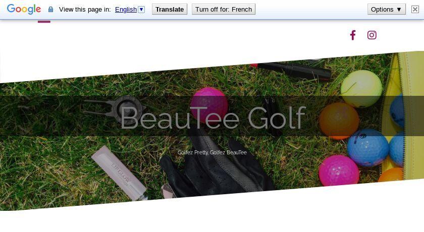 Tendance mode golf