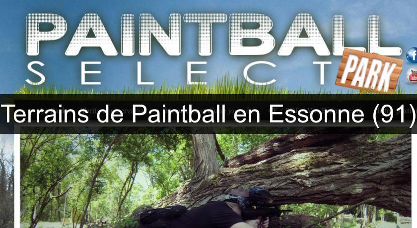 Paintball essonne