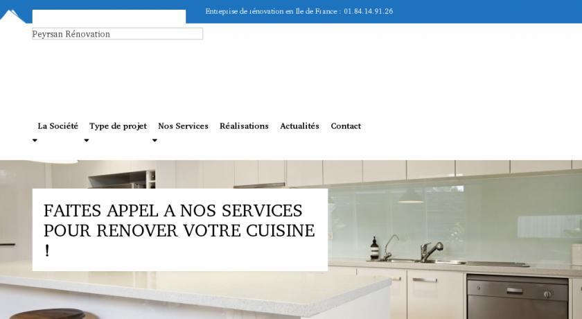 Travaux d 39 lectricit et r novation paris electricien for Travaux et renovation