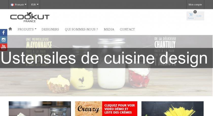Ustensiles De Cuisine Design Accessoire Cuisine
