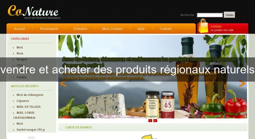 44dc7cb5e7d vendre et acheter des produits régionaux naturels Produits bio