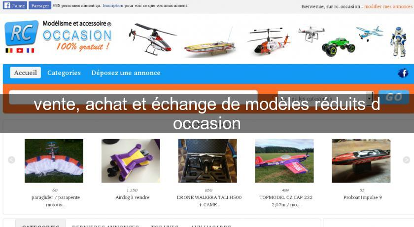 site achat occasion