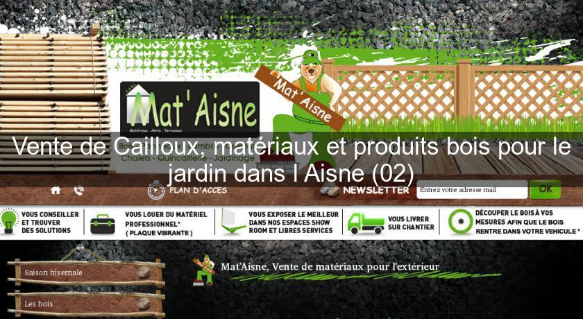 Produits L De Dans Vente Le Pour CaillouxMatériaux Et Bois Jardin qSVpGzMU
