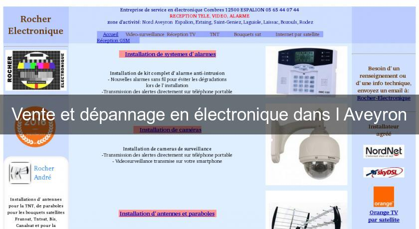 site vente electronique