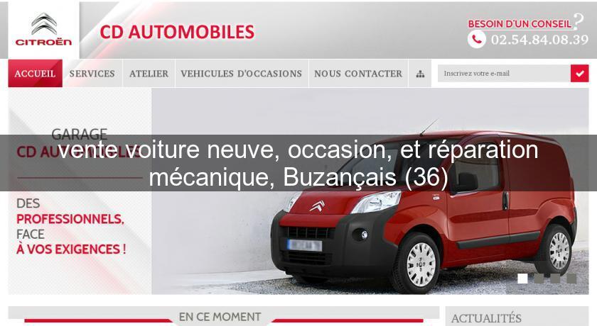 site vente voiture neuve
