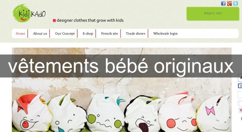 v tements b b originaux vetement b b. Black Bedroom Furniture Sets. Home Design Ideas