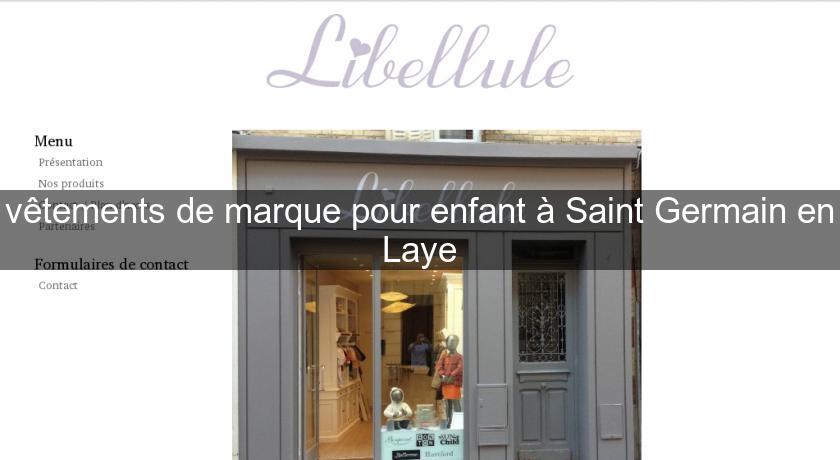 b513bf61eb395 vêtements de marque pour enfant à Saint Germain en Laye Vetement Enfant