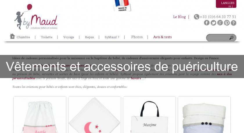2d6680baac5a Vêtements et accessoires de puériculture Vetement Bébé