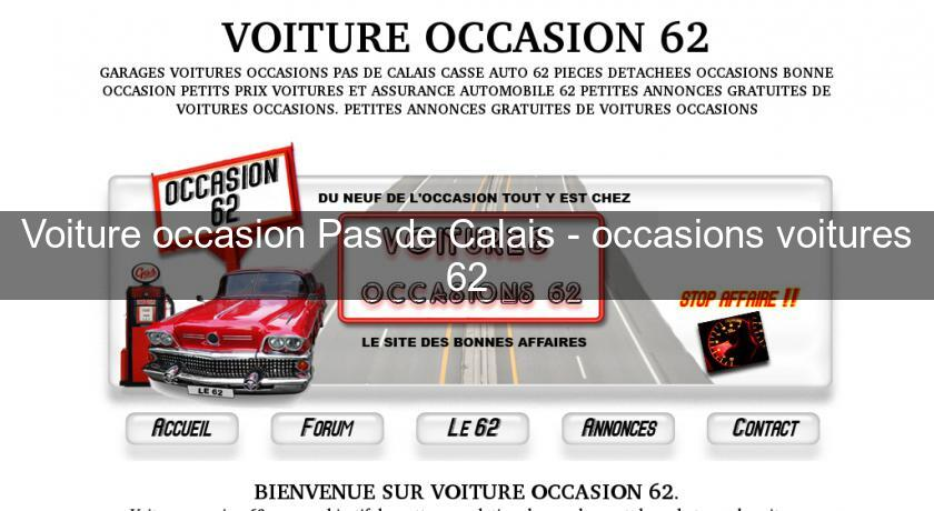 Garage voiture d 39 occasion 62 for Garage vente voiture occasion calais