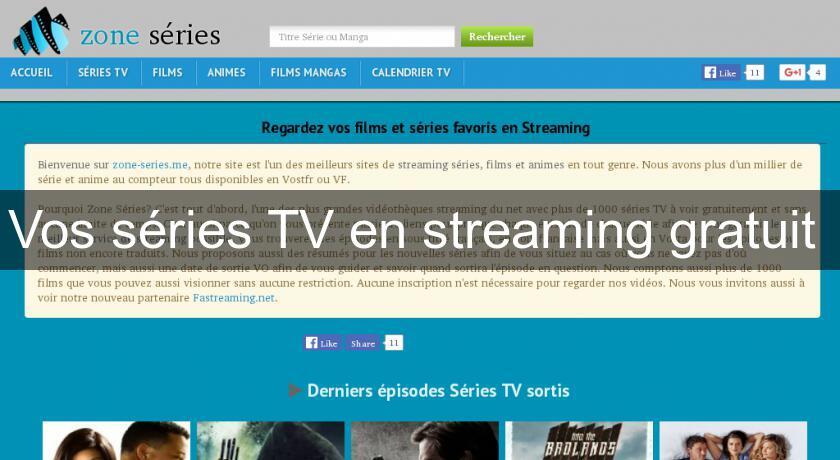 site tv streaming gratuit