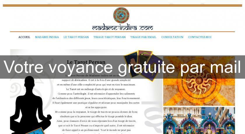 Votre voyance gratuite par mail Voyance 5558fff7045c