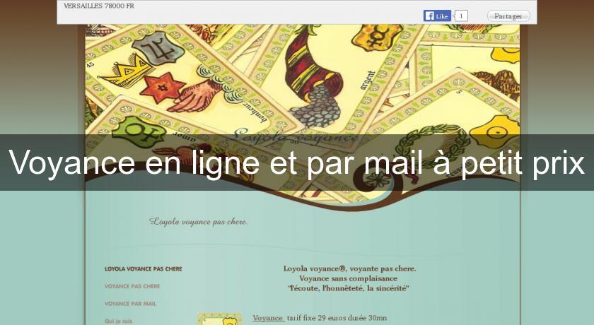 Voyance en ligne et par mail à petit prix Voyance f39ed4d5a434