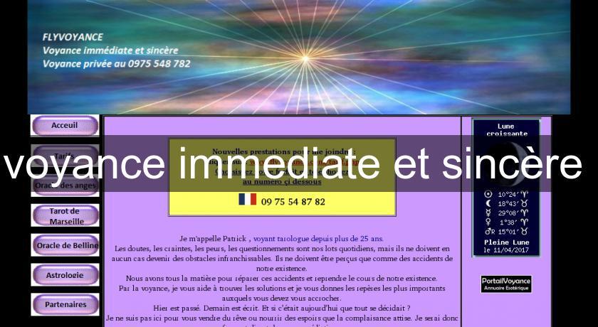 voyance immediate et sincère Voyance aa970907a57a