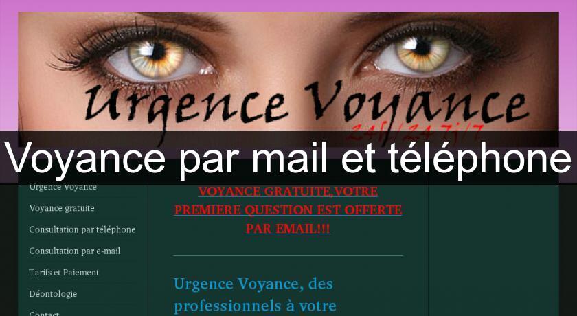 Voyance par mail et téléphone Voyance de6254f01d9e