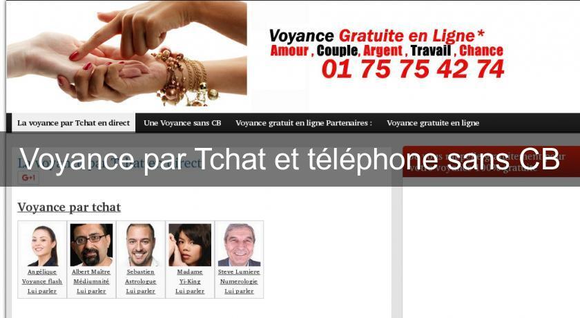 8566291d2da7c Voyance par Tchat et téléphone sans CB Voyance