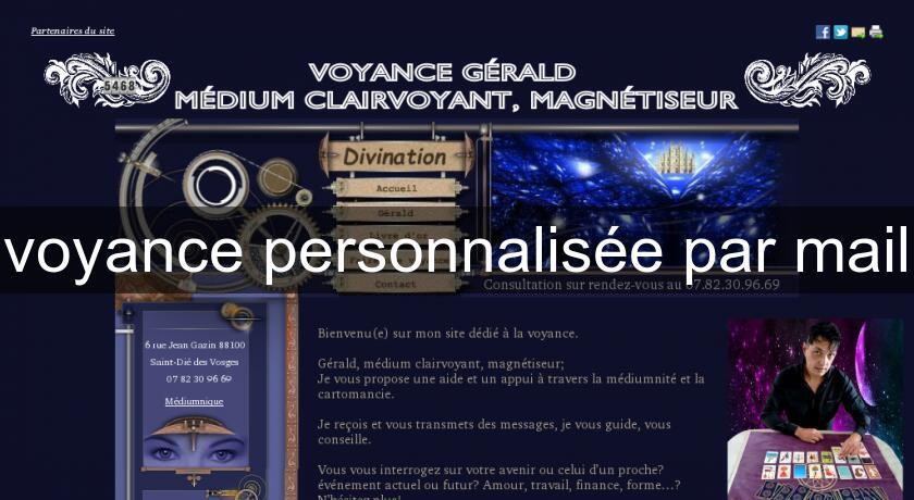 voyance personnalisée par mail Voyance bdfbc0ed68a6