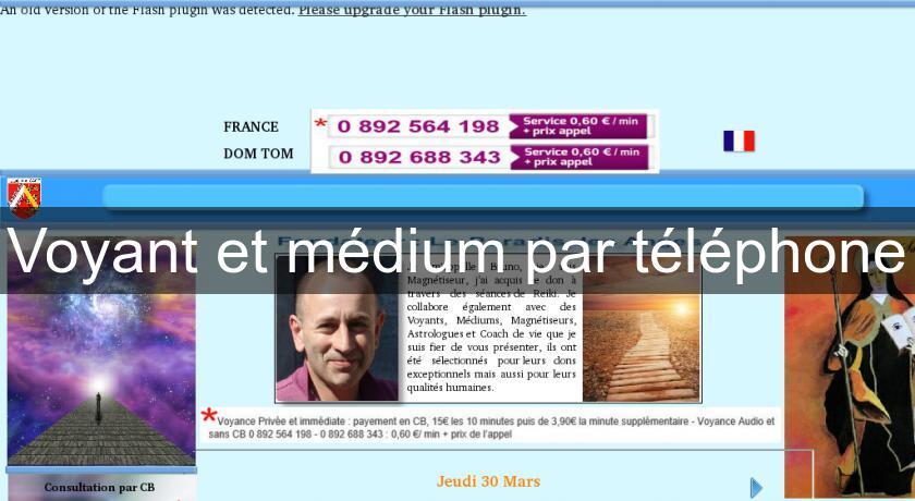 9f553ceee27b97 Voyant et médium par téléphone Voyance