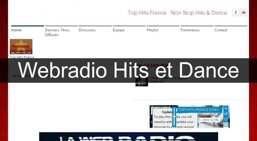 Webradio Hits et Dance