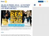 actions et projets du Rotary